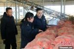 """甘肃对东盟进出口持续大幅增长 农产品""""飘香""""海外"""